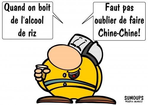 Top sumoups mots dessins HC29