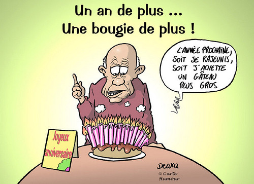 anniversaire humour papy
